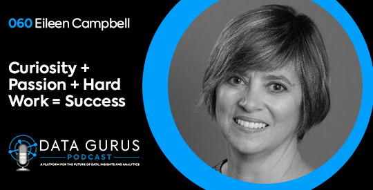 Eileen Campbell - Curiosity + Passion + Hard Work = Success | Ep. 060